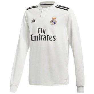 adidas Real Madrid Jersey Manga Larga 18-19