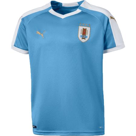 Puma Youth Uruguay Home 2019-20 Replica Jersey   WeGotSoccer