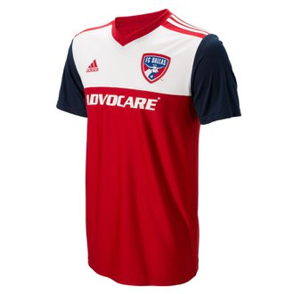 adidas FC Dallas Home 2018 Primary Jersey