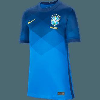 Nike Brazil Jersey Visitante 2020 para Niños