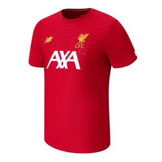 New Balance Liverpool Prematch Jersey 2019-20