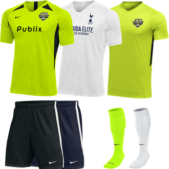 Florida Elite Jr Academy Required Kit