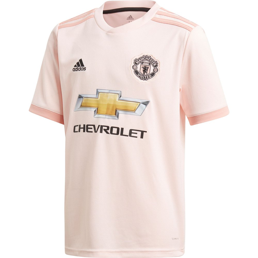 d49ce5922f5 adidas Manchester United Away 2018-19 Youth Replica Jersey ...