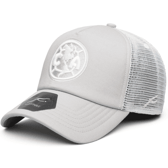 Fan Ink Club America Fog Trucker Hat