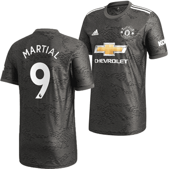 Adidas Manchester United Martial 2020-21 Away Replica Jersey