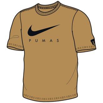 Nike Pumas UNAM Dry Preseason Tee