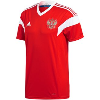 adidas Russia 2018 World Cup Home Replica Jersey