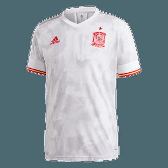 adidas Spain 2021 Jersey de Visitante