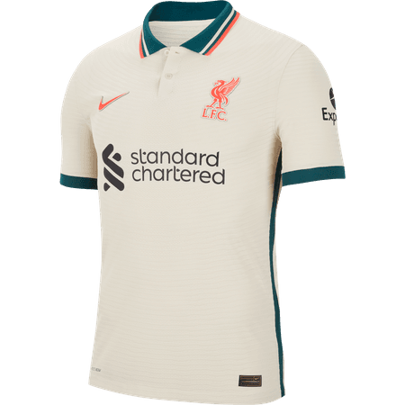 Nike Liverpool 2021-22 Away Authentic Match Jersey