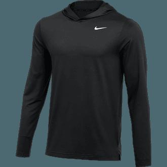 Nike Team Hyper Dry Long Sleeve Training Hoodie