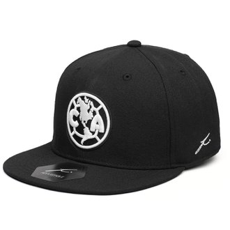 Fan Ink Club America Hit Snapback Hat