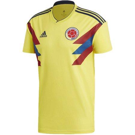 adidas Colombia Jersey para la Copa Mundial 2018