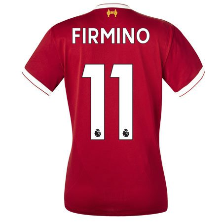 e83260d8998 New Balance Liverpool Home 2017-18 Authentic Jersey ...