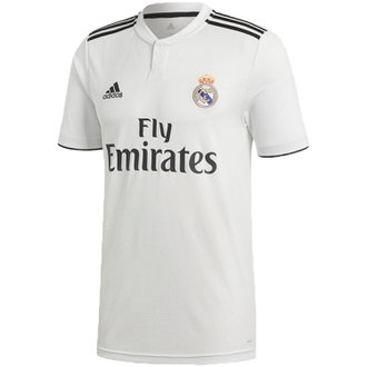 adidas Real Madrid 2018-19 Home Replica Jersey