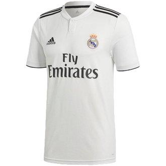adidas Real Madrid Jersey Replica de Local 18-19