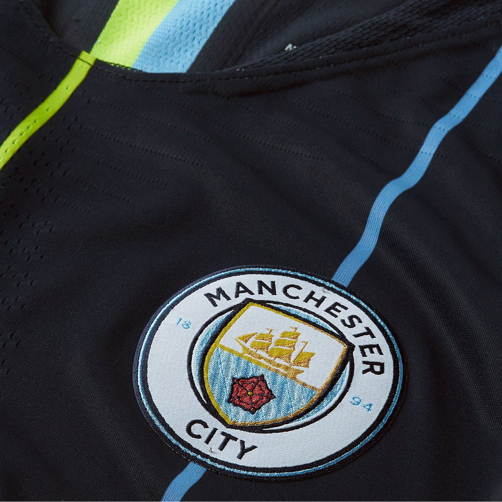 huge selection of c8e01 6823c Nike Manchester City Away 2018-19 Match Jersey | Cheap ...
