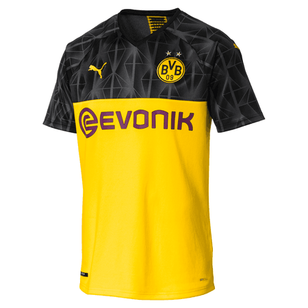 sale retailer 7fa84 81058 Puma BVB Dortmund 2019-2020 3rd Men's Stadium Jersey ...