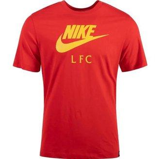 Nike Liverpool FC Youth Future Club Tee
