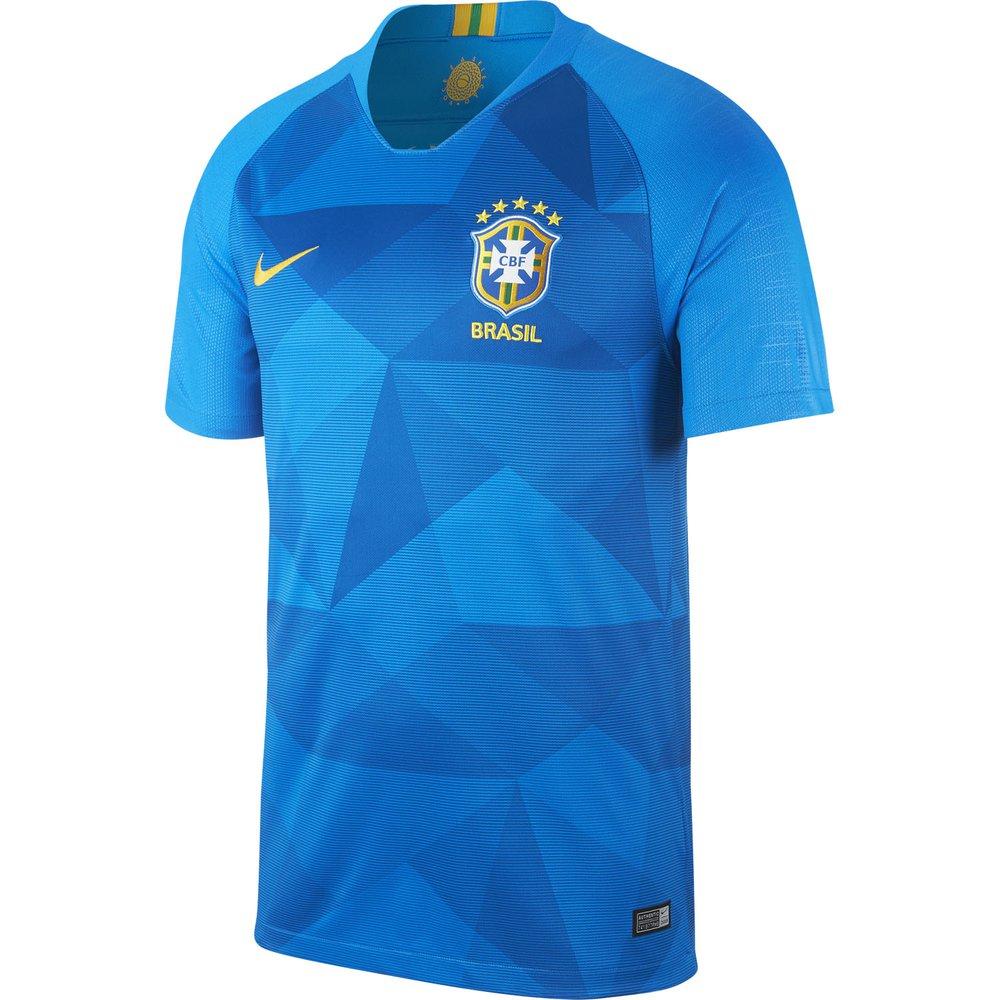 5fda38c8f Nike Brazil 2018 World Cup Away Stadium Jersey. Item Desc Product