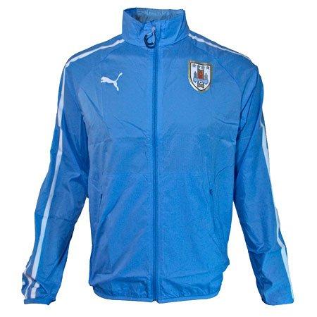 Puma Uruguay Walk Out Jacket | WeGotSoccer.com