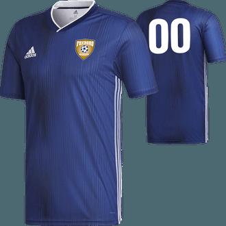 Foxboro Youth Soccer Navy Jersey