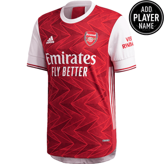 Adidas Arsenal Jersey Autentica de Local 20-21