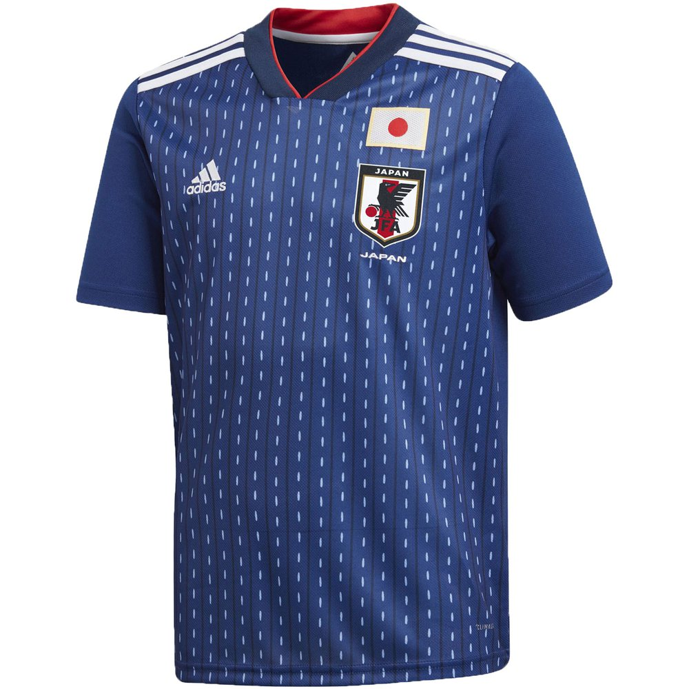 the best attitude a9b0a 6642f adidas Japan 2018 World Cup Home Youth Replica Jersey ...
