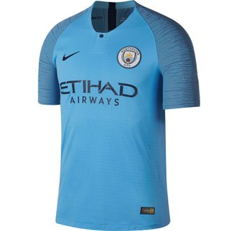 Nike Manchester City 2018-19 Home Champions League Jersey