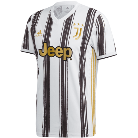 Adidas Juventus 2020-21 Men's Home Stadium Jersey