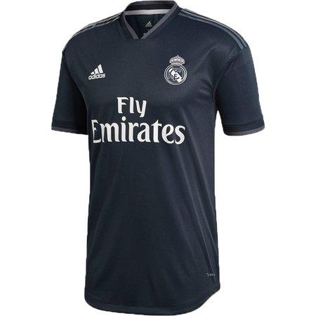 adidas Real Madrid Jersey Autentica de Visitante 18-19