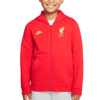 Nike Sportswear Liverpool FC Youth Full-Zip Hoodie