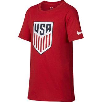 Nike Kids United States Crest Tee