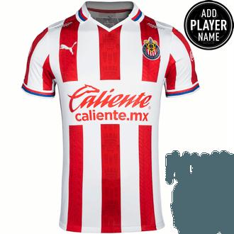 Puma Chivas Jersey Autentica de Local 20-21
