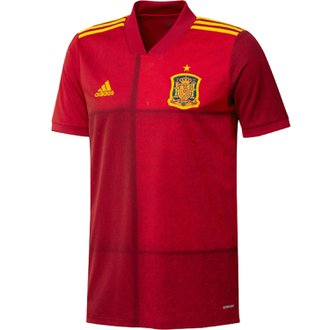Adidas Spain Jersey Local 2020