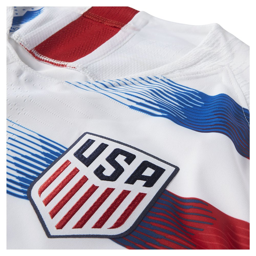 977386123 Nike United States 2018 Home Vapor Match Jersey | WeGotSoccer