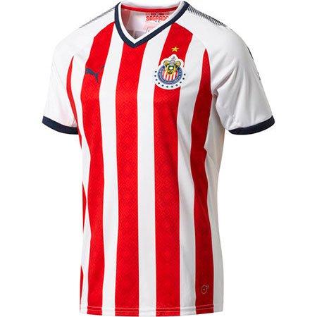 Puma Chivas Jersey Local 2017-2018