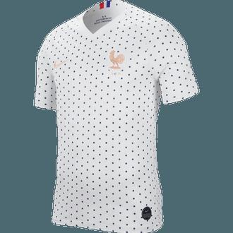 Nike France 2019 Jersey de Visitante para Damas
