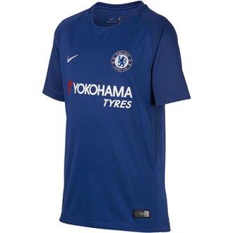 Nike Chelsea Jersey Local para Niños 2017-2018