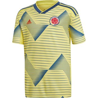 adidas Colombia 2019 Home Youth Stadium Jersey