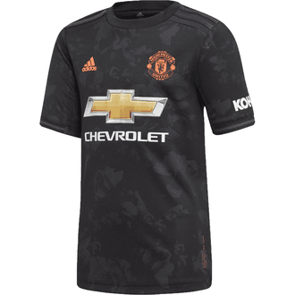 adidas Manchester United Jersey Tercera para Niños 19-20