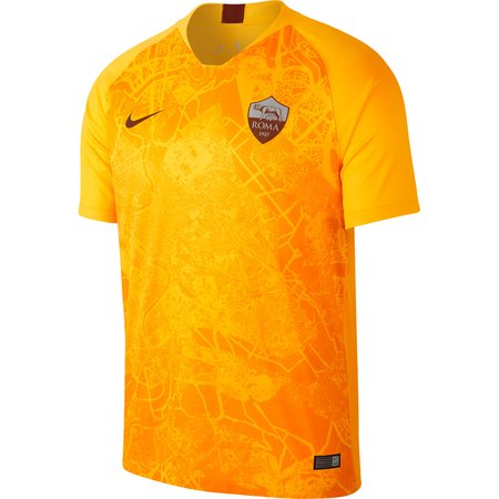 Nike Roma 3rd 2018-19 Stadium Jersey