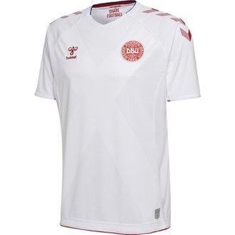 Hummel Denmark Away World Cup 2018 Jersey