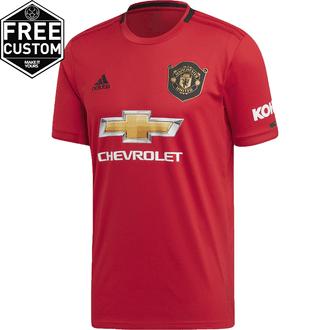 adidas Manchester United Jersey de Estadio Local 2019-20