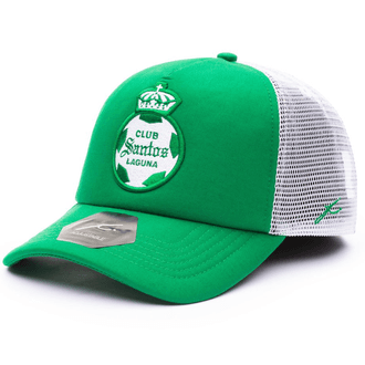 Fan Ink Santos Fog Trucker Hat