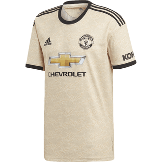adidas Manchester United Away 2019-20 Stadium Jersey