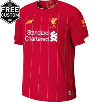 New Balance Liverpool FC 2019-20 Home Replica Jersey