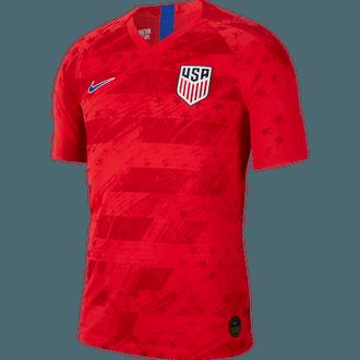Nike USA 2019 Vapor Jersey de Visitante