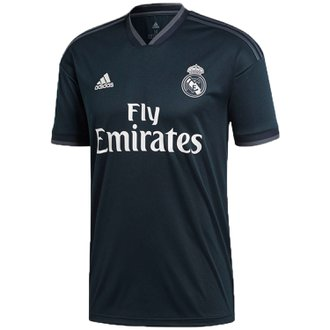 adidas Real Madrid  Jersey Replica  de Visitante 18-19