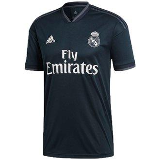 adidas Real Madrid 2018-19 Away Replica Jersey