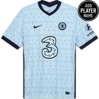 Nike Chelsea Jersey Visitante 20-21